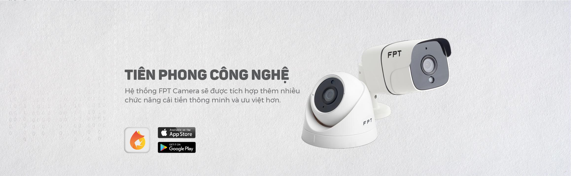 FPT Camera Công Nghệ Đám Mây 2021